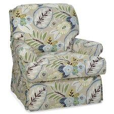 Claire Accent Glider Chair