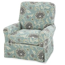 Liza Accent Glider Chair