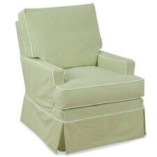 Jade Accent Glider Chair