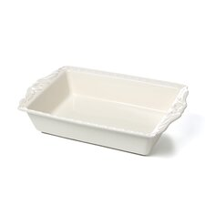 Firenze Ivory Rectangular Baker by Pamela Gladding
