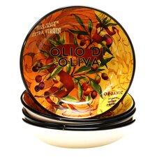Olio Di Oliva Soup / Pasta Bowl (Set of 4)