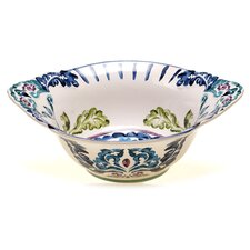 "Mood Indigo 13.75"" x 11"" Deep Bowl"
