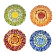 "Tapas 11.25"" Dinner Plate (Set of 4)"