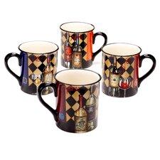 Tasting Room 16 oz. Mug (Set of 4)