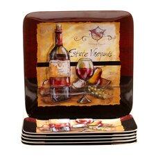 Estate Wine Dinnerware Set