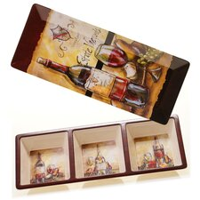 Estate Wine 2 Piece Appetizer Set
