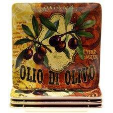 Olio Di Oliva Dinnerware Set