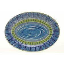 """Tapas 16"""" Oval Platter"""