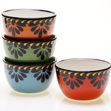 "Mi Casa 5.25"" Ice Cream Bowl (Set of 4)"