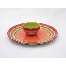 Hot Tamale Chip and Dip Set