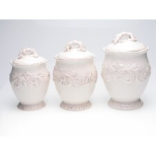 Firenze Canister (Set of 3)