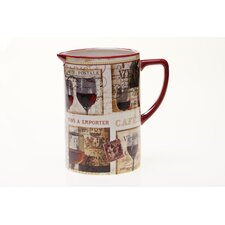 French Cellar 2.5 qt. Pitcher
