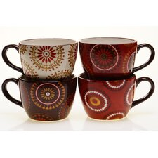 Cup Of Joe 26 oz. Jumbo Cup (Set of 4)