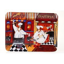 "<strong>Certified International</strong> Trattoria 15.75"" Rectangular Platter"