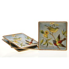 <strong>Certified International</strong> Botanical Birds Dinnerware Collection