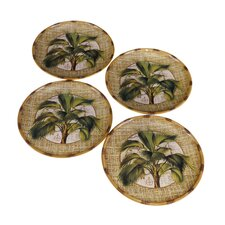 "Las Palmas 10.5"" Dinner Plate (Set of 4)"