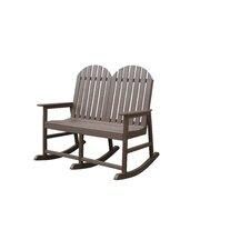 Alexandria Double Rocking Chair