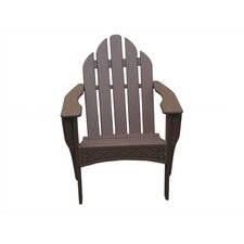 Adirondack Chair & Foot Stool