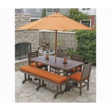 <strong>Eagle One</strong> Monterey 5 Piece Dining Set
