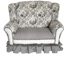 <strong>Angel Song</strong> Child's Wingback Loveseat