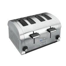 """Toaster 4 Scheiben elektrisch """"Luxe"""""""