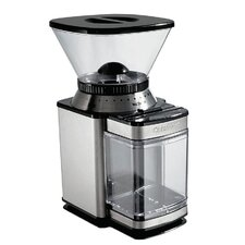 Burr Heavy Duty Coffee Grinder in Stainless Steel