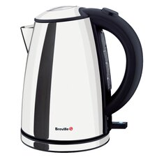 1L Polished Jug Kettle in Polished