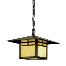 La Mesa 1 Light Outdoor Ceiling Pendant