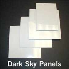 "7.5"" Dark Sky Panel Sets in White"