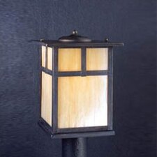 Alameda 1 Light Outdoor Post Lantern