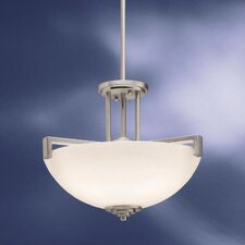 Eileen 3 Light Semi Flush Mount