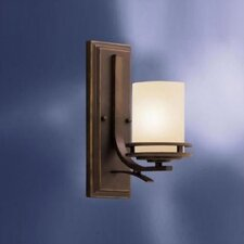 <strong>Kichler</strong> Hendrik 1 Light Wall Sconce