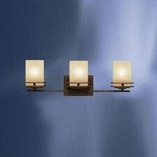 Hendrik 3 Light Bath Vanity Light