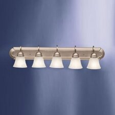 <strong>Kichler</strong> 5 Light Bath Vanity Light