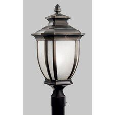 Salisbury 1 Light Outdoor Post Lantern