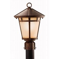 Melbern 1 Light Outdoor Post Lantern