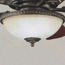 <strong>Kichler</strong> Cortes Bowl Ceiling Fan Light Kit