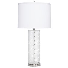 "Birchfield 29.5"" H Table Lamp with Drum Shade"