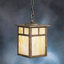 Canyon View 1 Light Outdoor Hanging Pendant