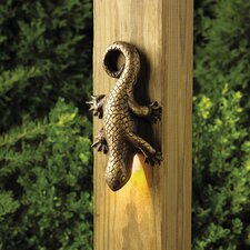 Oak Trail Lizard Deck Light