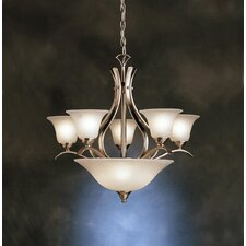 <strong>Kichler</strong> Dover 8 Light Chandelier