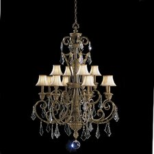 <strong>Kichler</strong> Ravenna 12 Light Indoor Chandelier