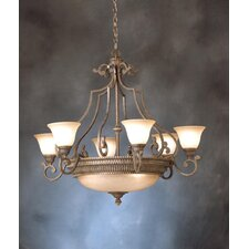 <strong>Kichler</strong> Larissa Indoor 9 Light Chandelier
