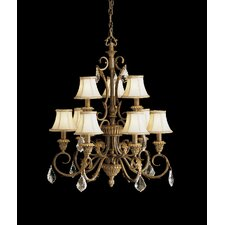 Ravenna Indoor 9 Light Chandelier