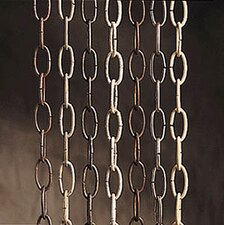 "72"" Decorative Chain in Tannery Bronze"