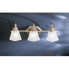 Polygon 3 Light Wall Sconce