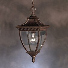 Amesbury 1 Light Outdoor Ceiling Pendant