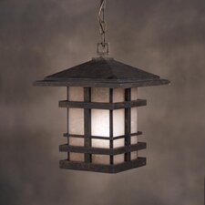 Cross Creek 1 Light Outdoor Ceiling Pendant