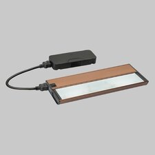 <strong>Kichler</strong> KCL Series I All-in-One  Xenon Under Cabinet Strip Light in Brushed Bronze