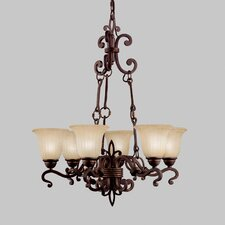 <strong>Kichler</strong> Wilton 6 Light Chandelier